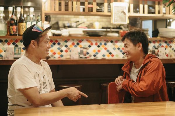 瀧さんへのインタビューも終盤