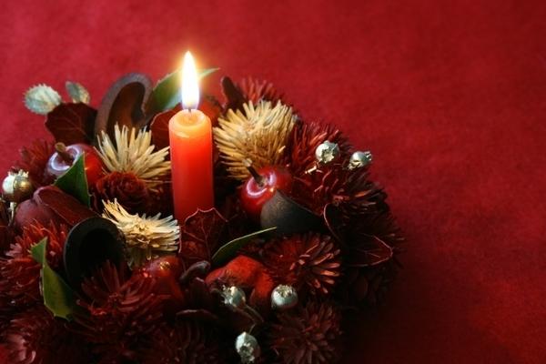 介護施設でのクリスマス