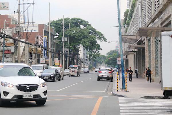 ネクストブリッジ日本語学校はマニラ首都圏のマカティ市にある