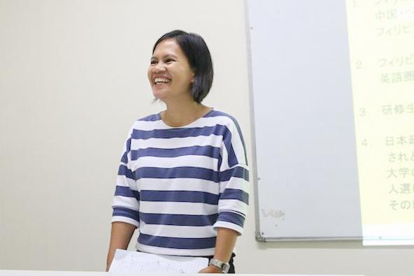入学希望者からは「とにかく日本で働きたい」という熱意が溢れ出る。
