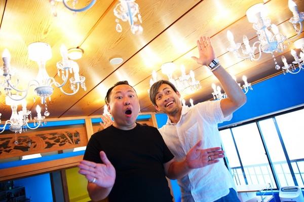 放課後デイ「アインシュタイン放課後」を佐藤さんとともに運営する河野さん(右)