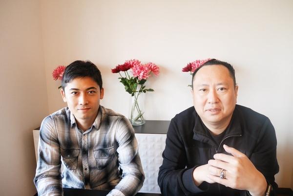 中浜さんと佐藤さん
