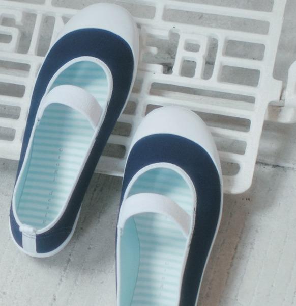 大人の上履きを作ったオトギデザインズさんを訪ねてみました。 Tell mee times vol.04より