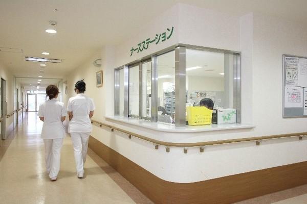病院併設の介護施設